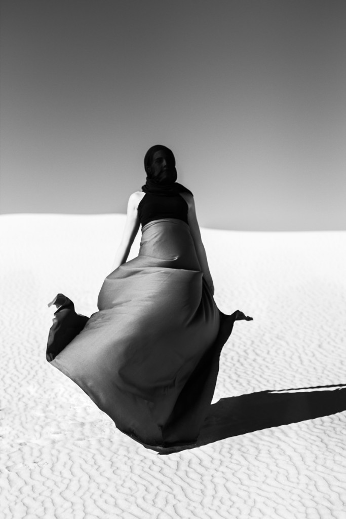 Sophie Loloi White Sands